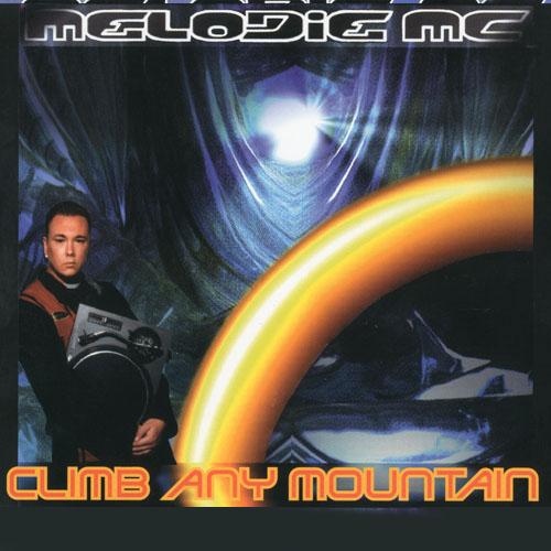 Climb Any Mountain (Framsida)