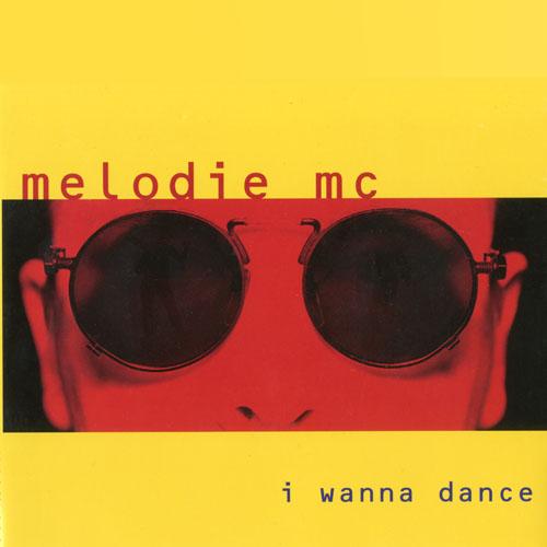 I wanna dance (framsida)